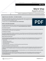 INZ 1015 _ Work Visa Application (INZ 1015) _ July 2015