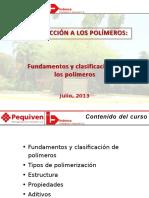 Polímeros - Fundamentos y Clasificación