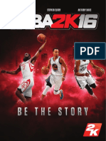 NBA2K16 PS4 Online Manual v5