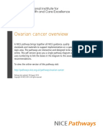 Ovarian Cancer Ovarian Cancer Overview
