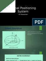 Global Posotioning System GPS
