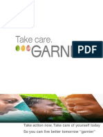 """Consumer Buying Behaviour of """"Product Quality"""" (Garnier Cosmetic)"""