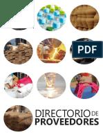 Directorio de Proveedores Mexicanos Para Diseñadores Industriales (por Bryan Tabaco Delgado)