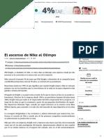 El Ascenso de Nike Al Ol..