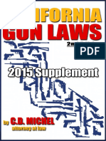 California Gun Laws 2015-Supplement.-Rev.-12.11.14