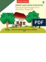 Buku Saku Kader Desa Siaga
