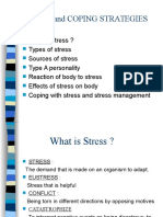 Stress & Coping Strategies