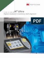Rotalign Ultra Brochure English