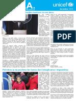 UNICEF Serbia Newsletter - December 2015