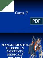 Curs 7 AMG Farmaco