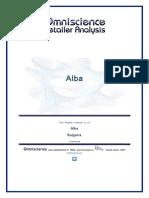 Alba Bulgaria