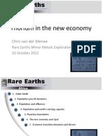 Chris Van Der Merwe Exxaro