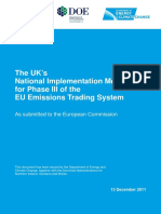 Emissions Trading System