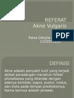 REFERAT Ppt Akne