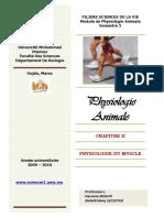 Chapitre II Cours Magistraux MUSCLE S5 2009 2010 PDF 9