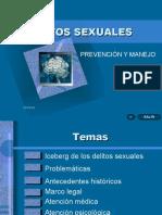 Delitos Sexuales Basico 2003