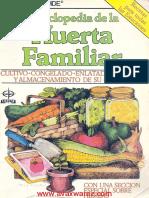 Enciclopedia de La Huerta Familiar