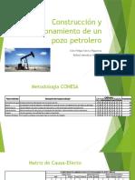 Construcción y Funcionamiento de Un Pozo Petrolero