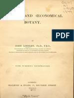 Medical and Economical Botany