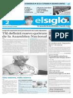 Edición Impresa El Siglo 02-01-2016
