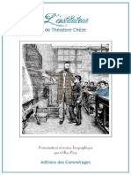 L'Instituteur, de Théodore Chèze.