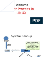 Boot Process of Linux