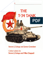 014 - Vanguard Series - The T-34 Tank
