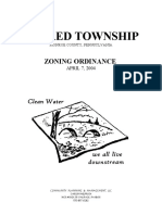 2004 Eldred Township Zoning Ordinance