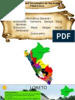 Mapa Del Peru Informatica