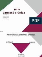 Insuficiencia Cardiaca Cronica