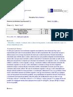 Relatório AL 1.3 - Salto Para a Piscina