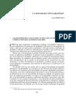 La Igualdad y Sus Garantias Luigi Ferrajoli