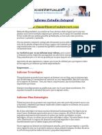Informe Estudio Integral Ganardineroconinternet