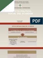 Ámbito Político Social Del Ecuador