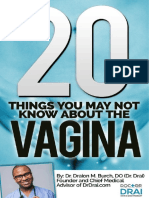 20 Things You May Not Know About The Vagina