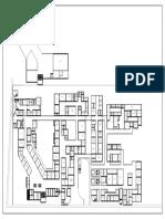 Distribucion de Ambientes de Un Centro de Salud-Layout1