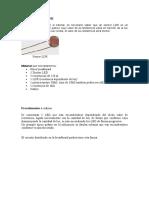 Sensor LDR Con Arduino Uno
