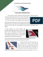 Makna Dibalik Logo Garuda Indonesia Airlines