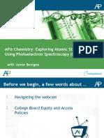 PES Chemistry Webcast