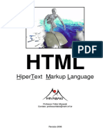 HTML 2006