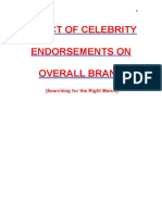 Impact-Onnnnf-celebrity Endorsement on Brands