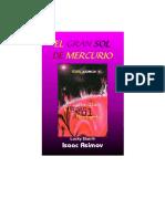 Asimov, Isaac - Ls 4, El Gran Sol de Mercurio