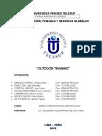 Outdoor Training Final