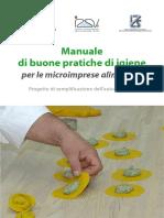 Manuale Buone Pratiche Microimprese