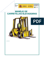Manual Carretilla Elevadora