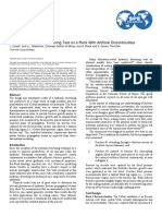 SPE-103617-MS_Laboratory Hydraulic Fracturing Test on a Rock With Artificial Discontinuities
