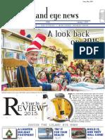 Island Eye News - January 1, 2016