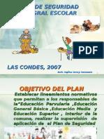Plan de Seguridad Integral Escolar
