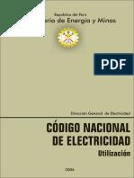Codigo Nacional de Electricidad - 2006
