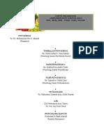 Carta Organisasi SMK PINJI